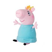 Мягкая игрушка «Peppa Pig» (31153) Мама Свинка королева, 30 см
