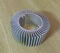 Радиатор для 3-5 x 1Вт светодиодов d50xh20мм, отверстие d-29мм