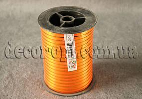 Лента оранжевая 0,5см/250ярд