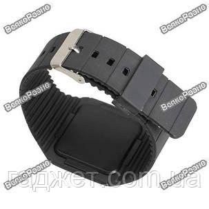 Спортивные сенсорные часы черного цвета, фото 2