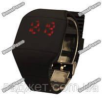 Спортивные сенсорные часы черного цвета, фото 3