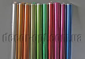 Пленка металлизированная упаковочная 180-200 гр ≈10м.