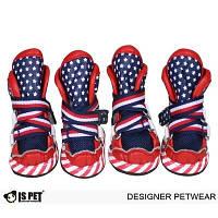 Ботинки «Англия-Америка» S/крас