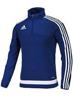 Джемпер мужской Adidas Tiro 15 Fleece Top (S30146)