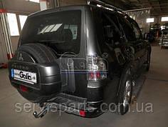 Фаркоп Mitsubishi Pajero Wagon (Митсубиси Паджеро Вагон)