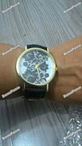 Женские часы Geneva Lace черного цвета, фото 3