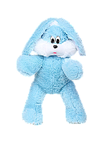 Плюшевый Зайчик 100 см. Большие мягкие игрушки, интернет-магазин Анилина. Голубой