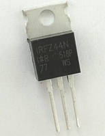 Транзистор полевой IRFZ44N - ТО220 FET N-ch 55V, 49A