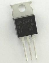 Польовий Транзистор IRFZ44N - ТО220 FET N-ch 55V, 49A