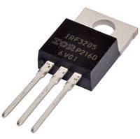 Транзистор полевой IRF3205 - ТО220 FET N-channel 55V, 110A