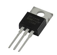 Транзистор полевой IRF540N - ТО220 FET N-channel 100V, 33A