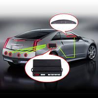 Автомобильный парковочный радар  (парктроник)  4 сенсора  LED дисплей!!! + Коврик. Купить онлайн. Код: КДН1284