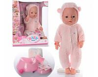 Кукла-пупс Беби Борн BL012A