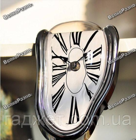 Стекающие часы Дали (Melting Clock). Часы