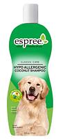 Гипоаллергенный кокосовый шампунь для животных Espree Hypo-Allergenic Coconut Shampoo, 355 мл