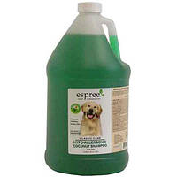 Гипоаллергенный кокосовый шампунь для животных Espree Hypo-Allergenic Coconut Shampoo, 3,79 л