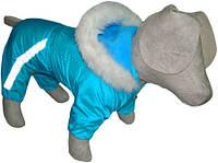 Комбинезон для собак Сильвер Той терьер, длина - 25 см, объем 28 см