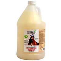 Терапевтический шампунь для собак Espree Tea Tree & Aloe Shampoo, 3,79 л