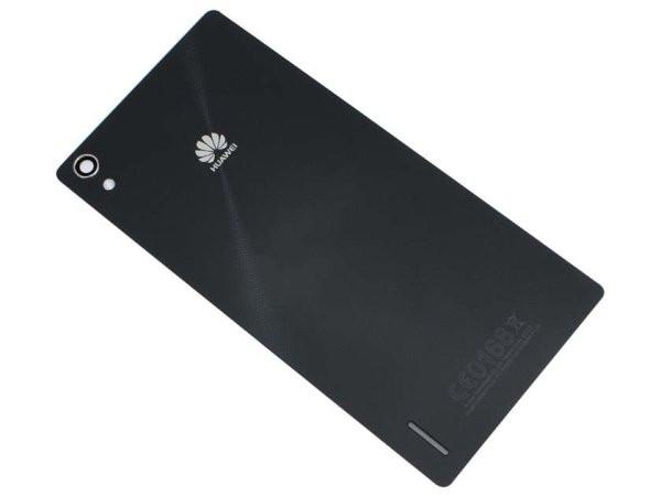 Задняя крышка Huawei P7-L10 Ascend чёрная