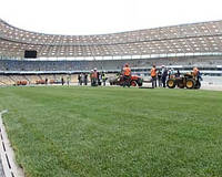 Торжественная церемония открытия Олимпийского состоится 8 октября