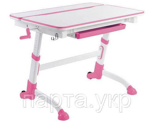 Детский стол-трансформер 100см,три цвета
