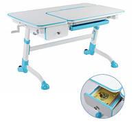 Парта стол трансформер Amare + ящик, фото 1