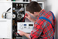 Установка системы отопления