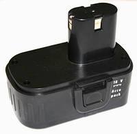 АККУМУЛЯТОРЫ для шуруповертов:18 вольт:Аккумулятор для шуруповерта 18 В (без выступа)