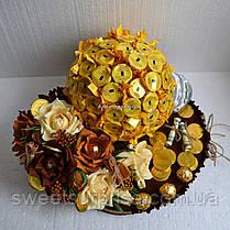 """Оригинальный подарок электрику """"Лампочка из конфет"""", фото 3"""