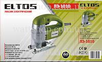 ПИЛЫ ЛОБЗИКОВЫЕ электрические (электролобзик):Лобзиковая пила электрическая (электролобзик) ELTOS ЛЭ-1010