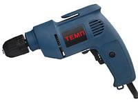 ДРЕЛИ электрические:Дрели без удара:Дрель (электродрель) ТЕМП ДЭ-450 (без удара)