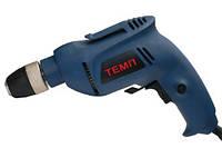 ДРЕЛИ электрические:Дрели без удара:Дрель (электродрель) ТЕМП ДЭ-550 (без удара)