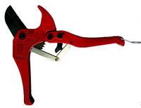 """ПАЯЛЬНИКИ для  пластиковых труб:Ножницы """"TOPEX"""" для резки пластиковых труб до 42 мм"""