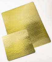 Подложка золото/серебро 300*400 прямоугольная