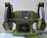 ТОЧИЛЬНЫЕ и ЗАТОЧЕЧНЫЕ машины:Точило электрическое:Точило электрическое (электроточило) ELTOS ТЭ-150