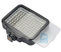 Биколорный  светодиодный свет LED-5009A, 5500K-6500K (3500K/фильтр) + АБ + З/У.
