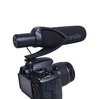 Профессиональный внешний микрофон Commlite CVM-V30.