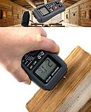Влагомер древесины игольчатый CSY01H EMT01 MT-10 (0-99,9%)  4 режима для 28 пород древесины, фото 5
