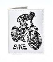 Обложка для велосипедиста