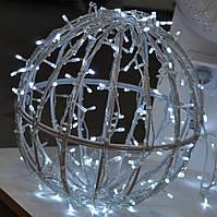 Куля декоративна сяюча LED