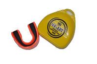 Капа одночелюстная ZELART  (термопластик, двухцветная, цвета в ассортименте, пластиковый футляр)