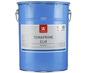 Грунт алкидный TIKKURILA TEMAPRIME EUR для черных металлов, TVH-белый, 18л
