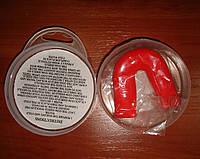 Капа силиконовая одинарная TM Wolf в индивидуальной круглой коробочке.