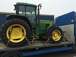 Трактор колесный JOHN DEERE 6610 Джон Дир