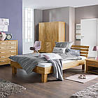 Кровать из массива дерева 078, фото 6