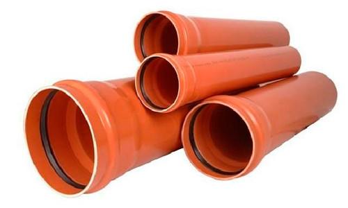Пвх трубы и фитинги для наружной канализации