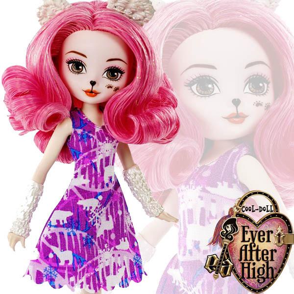 Кукла Биар Лесная Фея из серии Эпическая Зима Ever After High Epic Winter Pixie Bear