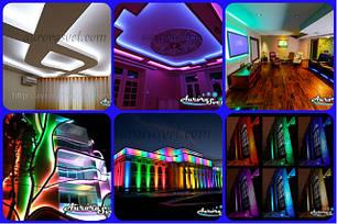 Декоративне RGB освітлення