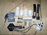 Ограничитель задней распашной Volkswagen Crafter  2006-2013