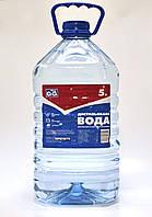 Вода дистилированая
